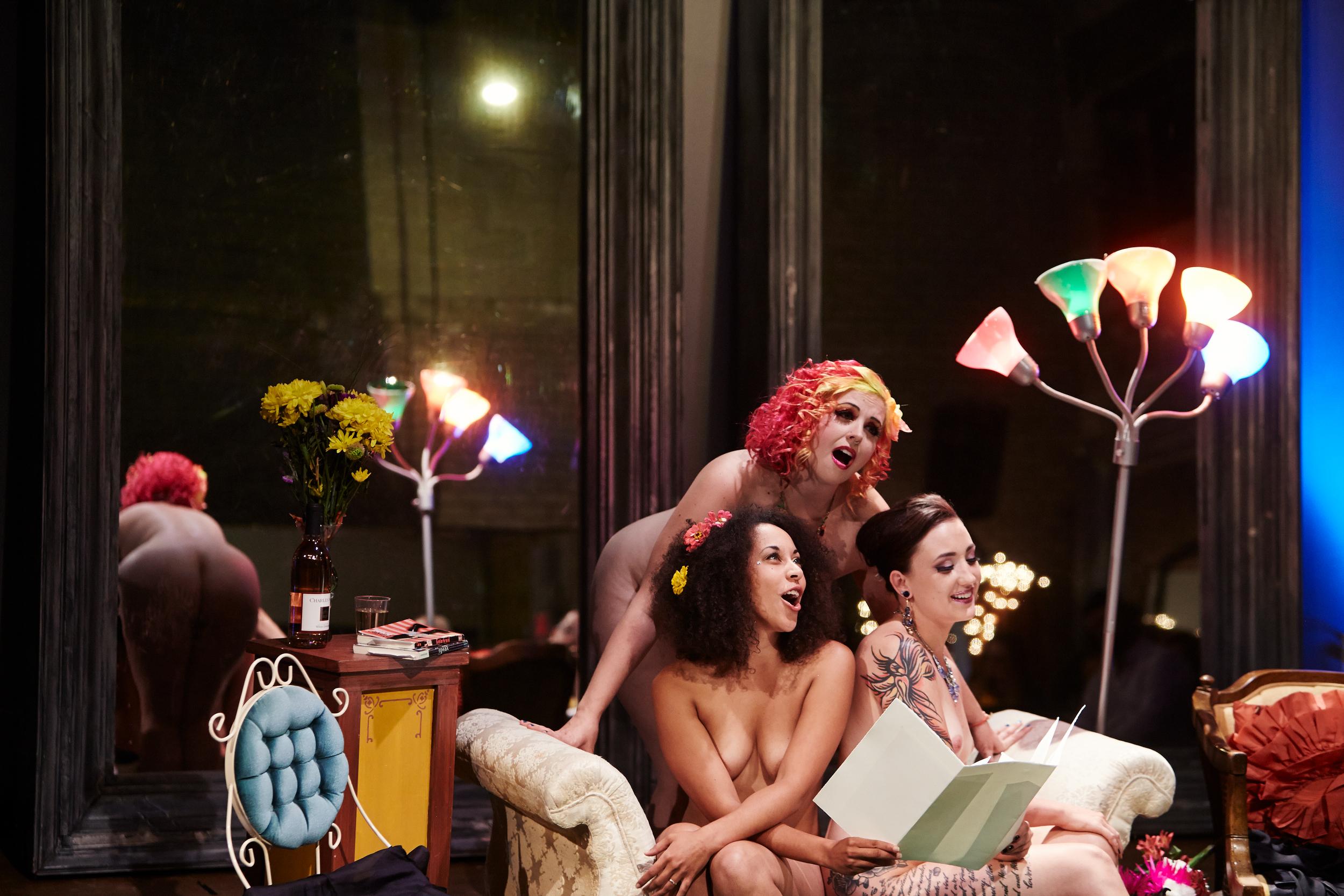 Nude girls social club