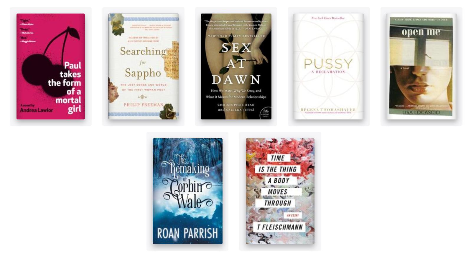 spring reading list